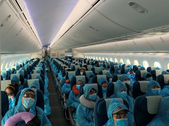Can Tho city welcomes 230 citizens repatriated from Taiwan (China)