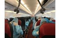 Vietjet Air repatriates nearly 230 Vietnamese citizens from Japan