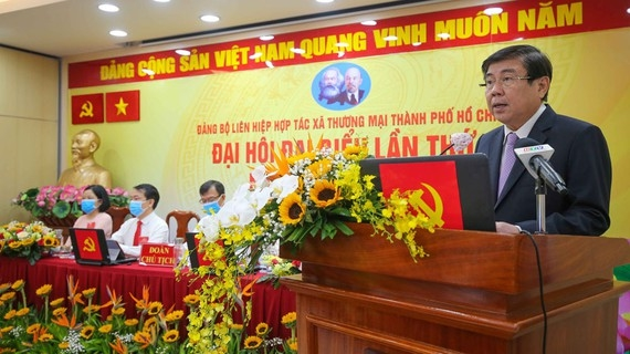 Saigon Co.op asked to promote Party leadership role in trade activities
