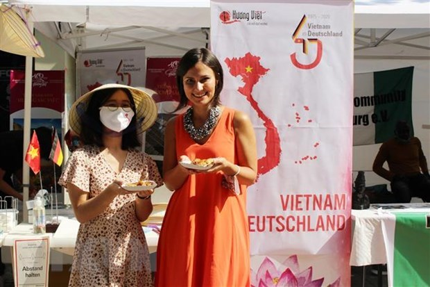 Country and people of Vietnam promoted in Southern Germany