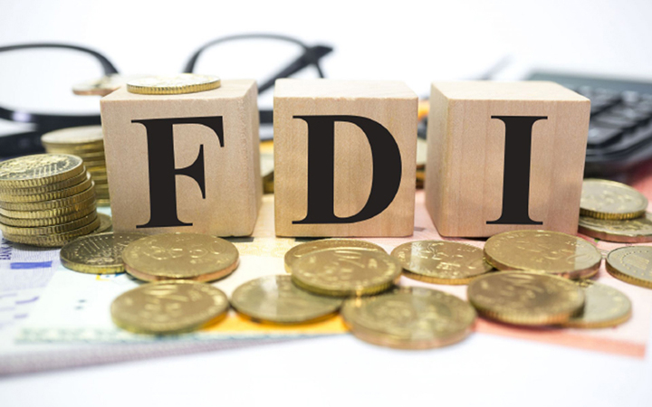 USD20 billion in FDI inflow over eight months and positive signals