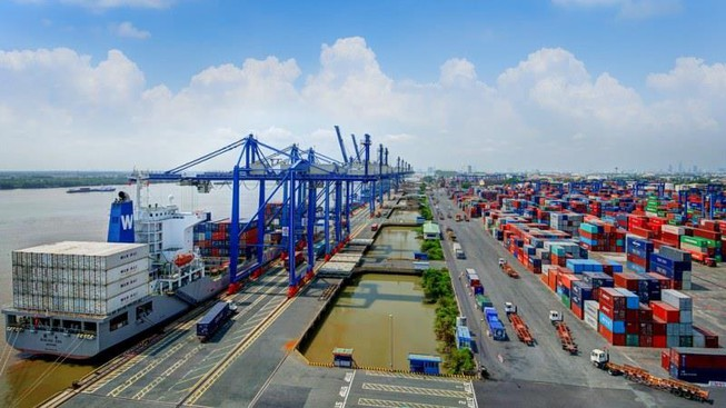 US agency supports congestion reduction at Cat Lai port
