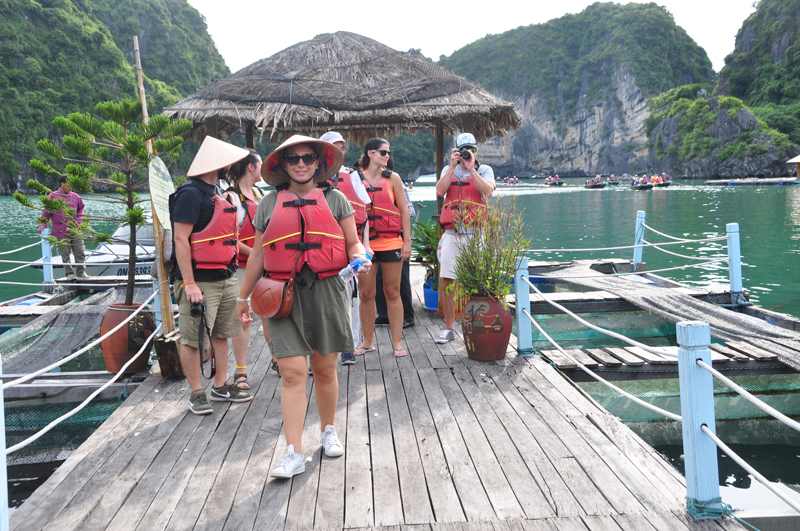 Tourism stimulus package helps increase tourists to Quang Ninh