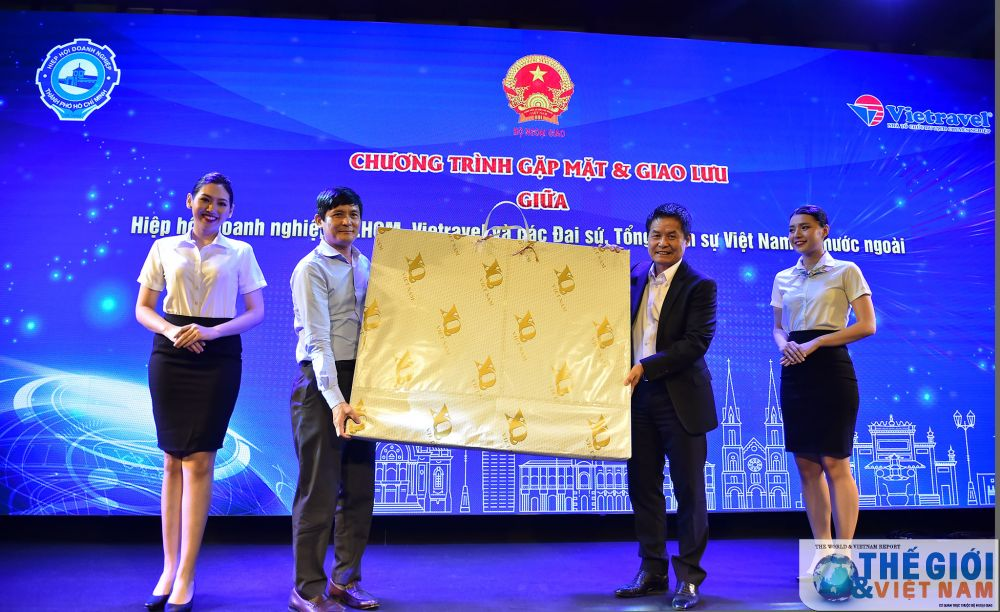 Ho Chi Minh City Business Association wishes to promote trade activities abroad