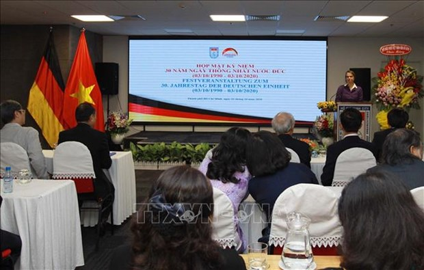 HCM City gathering marks 30th anniversary of German Reunification