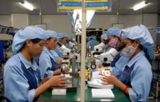 Quang Ninh aims to make processing-manufacturing a key industrial sector