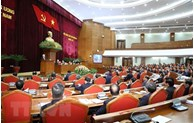 Personnel matters in focus on fourth working day of Party Central Committee's 13th session