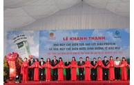 Thanh Hoa inaugurates 5 key projects to welcome Party Congress