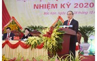 Bac Kan identifies 4 key programs to boost rapid and sustainable development