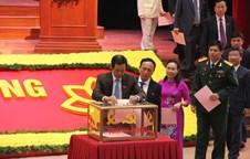 PCC alternate member elected Quang Binh provincial Party Committee Secretary