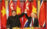 Top leader congratulates DPRK on 75th anniversary of Workers' Party