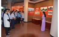 Photos and document on Ly Dynasty on display in Bac Ninh