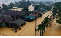 Flood and landslide in central Vietnam kill 84 people
