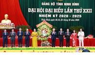 Photos on Ninh Binh Provincial Party Congress