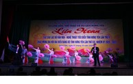 Art performances in Hung Yen province to welcome provincial Party Congress
