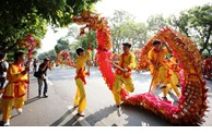 Spreading the spirit of Thang Long - Hanoi