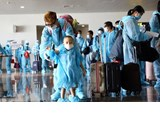 More than 340 Vietnamese citizens repatriated safely from Norway