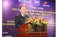 Ho Chi Minh City customs sector helping companies abide by EVFTA