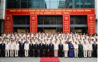 Prime Minister attends 7th Congress of Central Public Security Party Organization