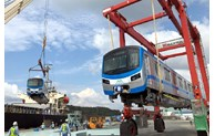 Carriages of Metro 1 project arrive in southern hub
