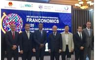 Franconomics 2020 kicks off in Hanoi