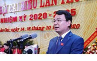 Mr. Dang Xuan Phong elected Secretary of Lao Cai Provincial Party Committee