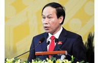 Mr. Le Tien Chau elected Secretary of Hau Giang Provincial Party Committee