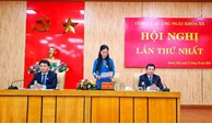 Ms. Bui Thi Quynh Van re-elected as Secretary of Quang Ngai province