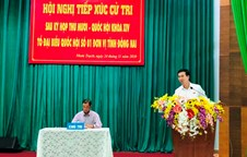 Party official urges locality to absolutely address people's problems