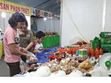 Fair promotes consumption of Hanoi key products