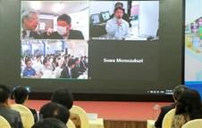Vietnamese, Japanese firms promote technology transfer