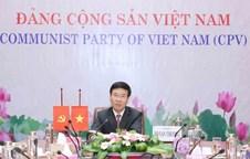 Vietnamese, Cuban Parties enhance friendship
