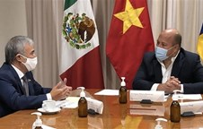 Vietnam, Mexican state to step up trade, investment, cultural, educational ties