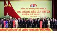 Tran Van Lam re-elected Secretary of Uong Bi City Party Committee