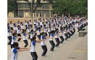 Improving sport facilities at schools in Ho Chi Minh City