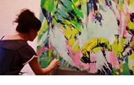 Paintings show Polish painter's love for Vietnam