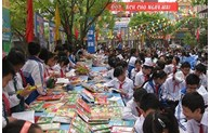 Festival promotes reading culture at schools in the community in HCMC