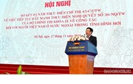 Promoting work for overseas Vietnamese comprehensively