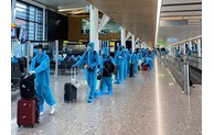 Over 210 Vietnamese citizens repatriated safely from Japan