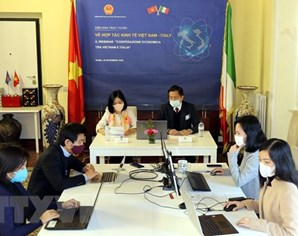 Promoting economic cooperation between Vietnam and Italy