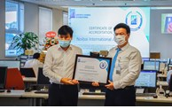 Noi Bai Airport receives health accreditation for anti-pandemic measures
