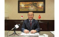Embassy in Japan makes efforts to support Vietnamese citizens amid COVID-19