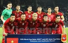 Vietnam remain in top 100 in FIFA World Rankings
