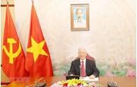 Vietnam always treasures special relations with Cuba: Top leader