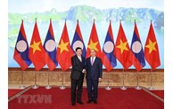 Lao Prime Minister concludes visit to Vietnam