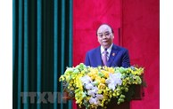 PM attends 76th national public security conference