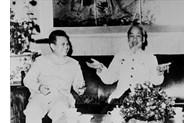 Lao President lays foundation for Vietnam-Laos relationship