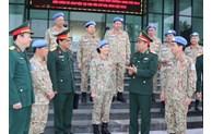 UN suggests Vietnam develop COVID-19 testing center