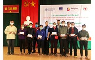 Belgium assists central localities' farmers with USD300,000