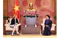 NA leader receives Ambassadors of New Zealand, Chile, Indonesia